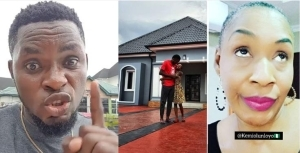Mark Angel Reacts After Kemi Olunloyo Questioned Emmanuella's Source of Income