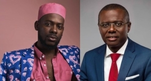 Sanwo-olu needs to build an Ark now! – Adekunle Gold reacts to report that rain is expected to fall in Lagos for 240 days