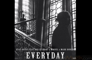 A$AP Rocky - Everyday Ft. Rod Stewart, Miguel & Mark Ronson