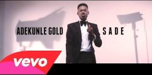 Adekunle Gold – Sade  (YBNL Presentation)