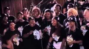 African All Stars – We Are The World (#NoToXenophobia)