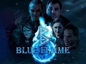 Blue Flame (The Lost City of West River)  SEASON 1