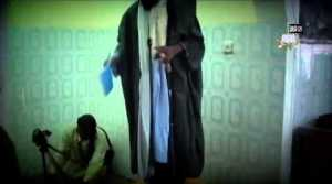Boko Haram Releases New Video Of Shekau Preaching inside 'Boko Haram Controlled Town'