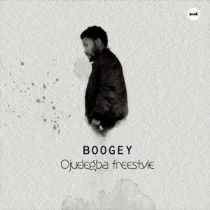 Boogey - Ojuelegba Freestyle