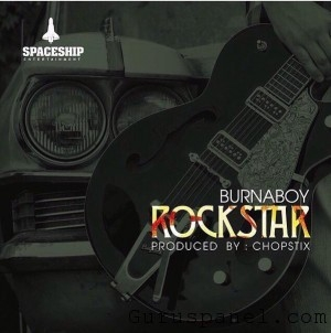 Burna Boy - Rockstar