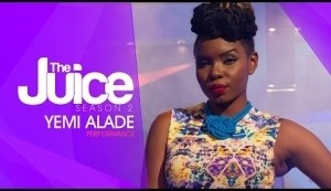 VIDEO: Yemi Alade Performance On The Juice Grand Finale