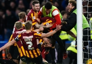 Chelsea 2-4 Bradford City (FA Cup) Highlight