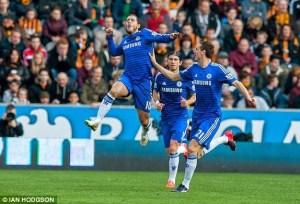 Chelsea 3 – 1 Sunderland (Premier League Highlights 2014/2015)
