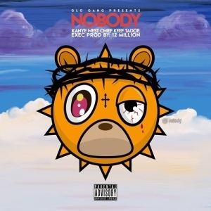 Chief Keef - Nobody ft Kanye West (Prod By @12millionglo)