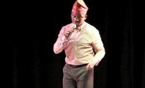 Comedy Video: African Standup Comedy – How to Identify Africans by Foxy P