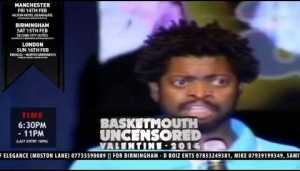 Comedy video: BASKETMOUTH – DATING ADVICE