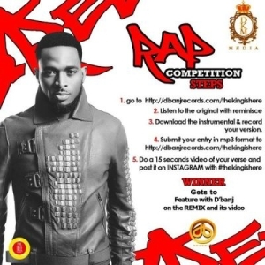 D'Banj - The King Is Here ft. Reminisce (Rap Competition)