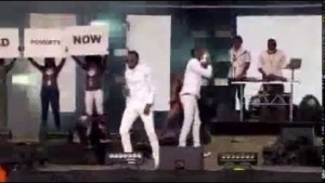 D'banj's Performance at World Earth Day 2015 in D.C.