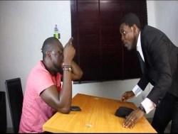 The Interrogation (Starr. Ay & Yemi Blaq)