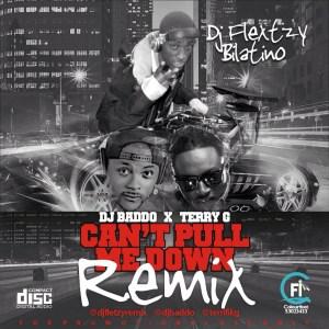 DJ Baddo - Can't Pull Me Down (Remix By DJ Fletzy Binlatino) Ft. Terry G