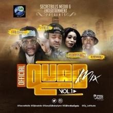 DJ Baddo - #OfficialQuadMixV1 Ft. Sexy DJ Babylynn, DJ Real & DJ Latitude