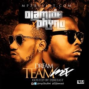 DJ Beeast - Olamide Vs Phyno