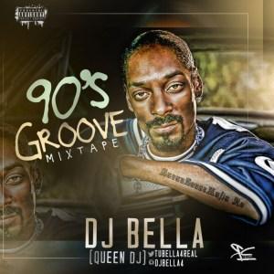 DJ Bella - 90s Groove Mix