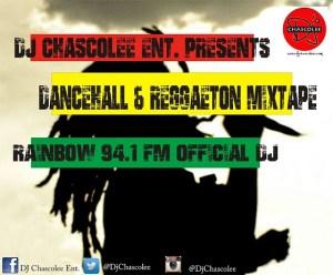 DJ Chascolee - DanceHall & Raggaeton Mixtape