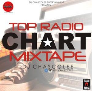 DJ Chascolee - Top Radio Chart Mixtape