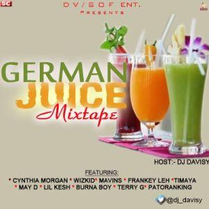 DJ Davisy - German Juice Mixtape