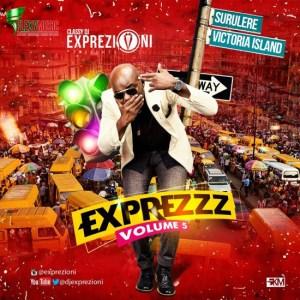 DJ Exprezioni - Exprezzz Vol. 5
