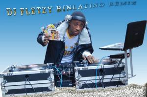 DJ Fletzy Binlatino - Binlatino In Action Mix Vol.1