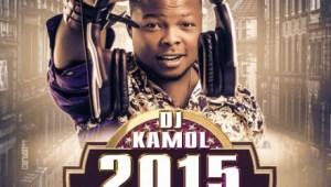 DJ Kamol - 2015 Mix