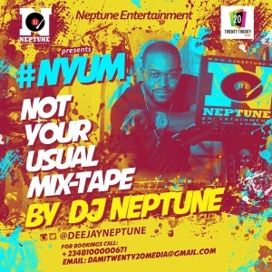 DJ Neptune - Not Your Usual Mix