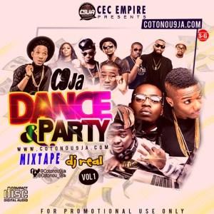 DJ Real - C9ja Dance & Party Mix