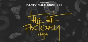 DJ Saquo - Party Rules Book XIII Mix