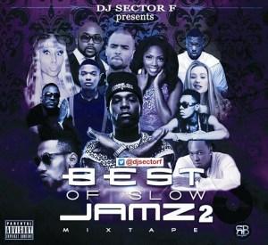 DJ Sector F - Best of Slow Jamz 2