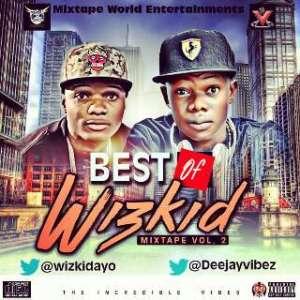 DJ Vibes - Best of Wizkid Mix Vol. 2