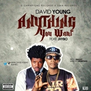 David Young - Anything You Want ft. Jhybo