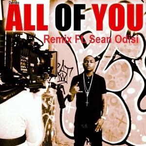 Davido - All Of You (Remix) Ft. Sean Odisi