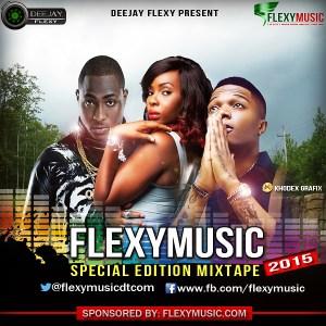 Deejay Flexy - Special Edition Mixtape 2015