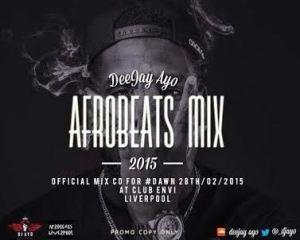 Dj Ayo - Afrobest Mix 2015