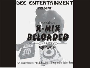 Dj Deedon - X Mix Reloaded