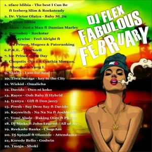 Dj Flex - Fabulous February Mix