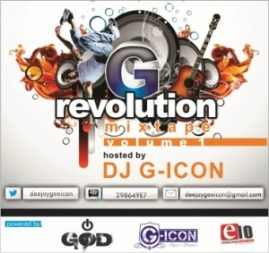 Dj G-Icon - Da G-Revolution (Vol.1) Mix