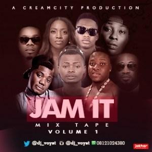 Dj Voyst - Jam It Mix