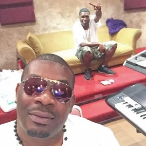 Don Jazzy - Get Down ft. Reekado Banks, Jay Electronica & Di'Ja