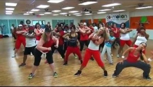 "VIDEO [Mp4+3Gp] – Oklahoma Women Dance to P-Square's ""Personally"" to Help #BringBackOurGirls"