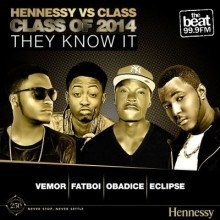 Eclipse - They Know it Ft. Oba Dice, Vemor & Fat Boi