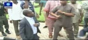 Video: Edo Lawmakers Exchange Punches At The State House Of Assembly
