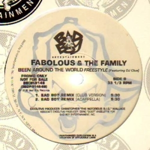 Fabolous - Been Around The World (Freestyle)