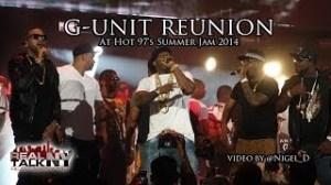 DOWNLOAD VIDEO: G-Unt Reunites At Hot 97