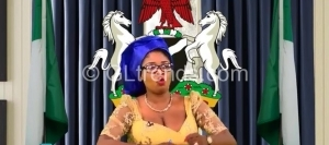 First Lady Patience Finally Speaks On Fuel Scarcity