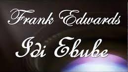 Frank Edwards - Idi Ebube Ft. Sinach
