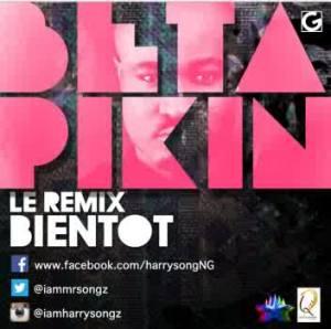 Harrysong - Beta Pikin (Remix)
